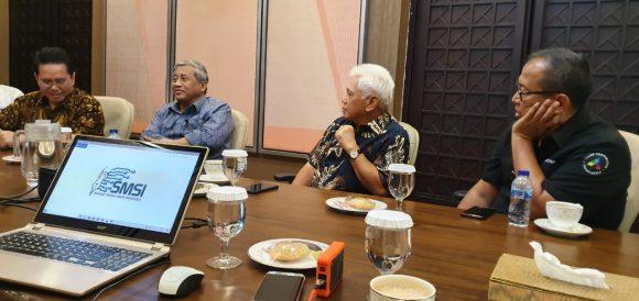 Dialog SMSI Pusat dengan Mohammad Nuh dan Hatta Rajasa