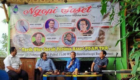 Serah Terima Asset PDAM TKR masih Molor, Pemkab dan Pemkot Tangerang: Hanya Soal Waktu