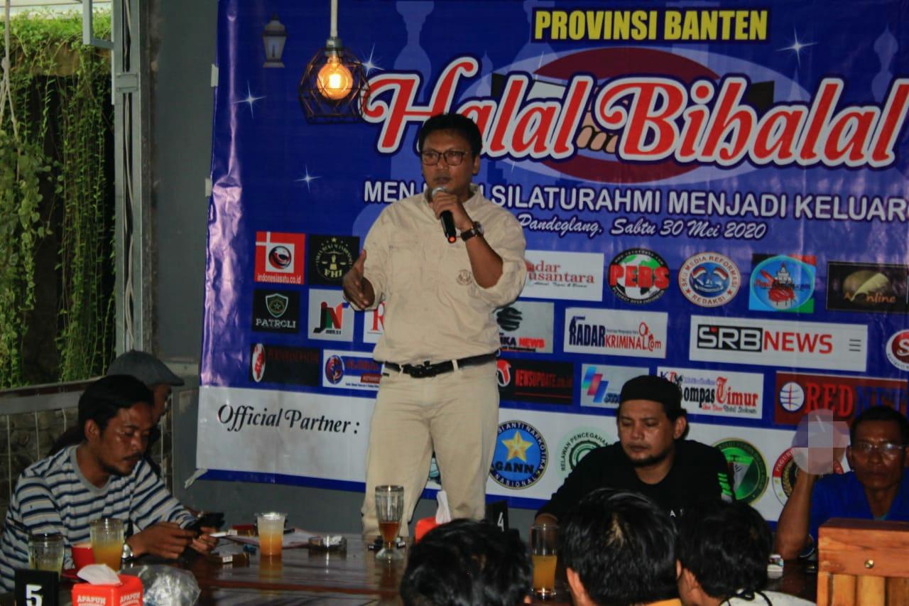 JNI Banten Gelar Halal Bihalal :Menjalin Silaturahmi Menjadi Keluarga