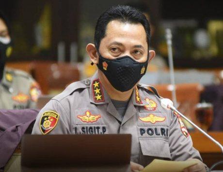 Masyarakat Adat, Ulama, Hingga Gubernur Banten Dukung Listyo Sigit Jadi Kapolri