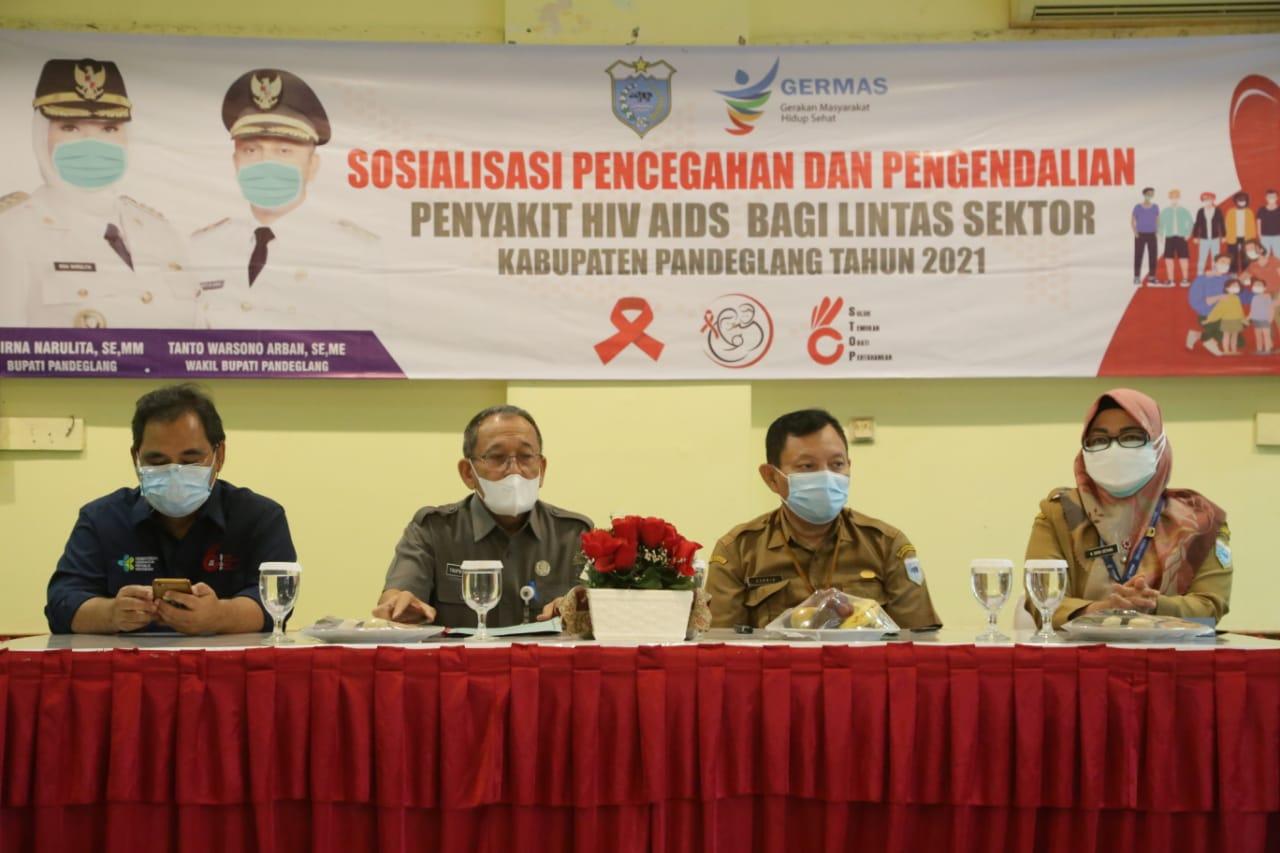 Pemkab Pandeglang Siapkan Langkah Strategis Pencegahan Dan Pengendalian HIV/AIDS