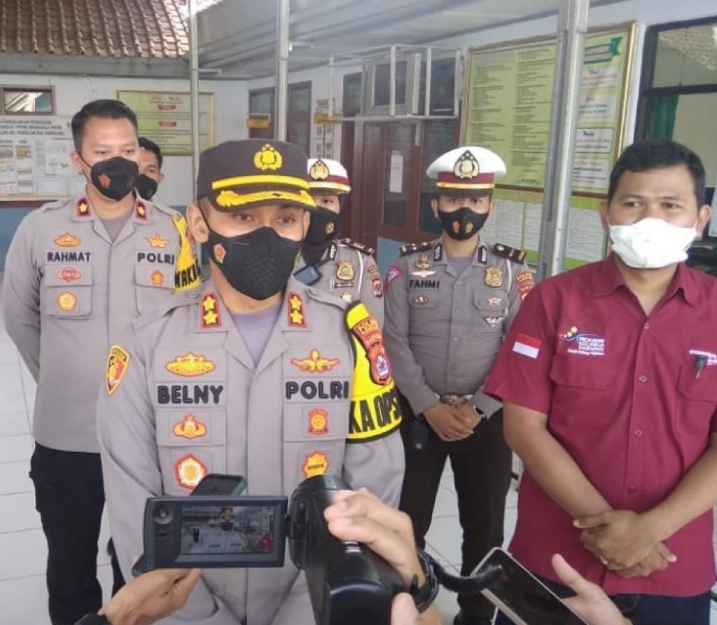 Polres Pandeglang Akan Tindak Tegas Pelaku Money Politic Pilkades
